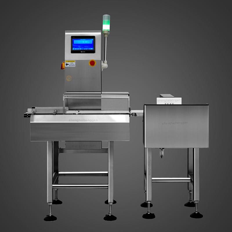 高精度自动称重检重设备 包装流水线称重检测分选机 动态在线自动检重秤厂家
